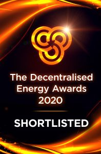 Decentralised Energy Awards 2020 SHORTLISTED 1 197x300 - KURVE wins shortlist spot for Association for Decentralised Energy Award
