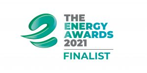 The Energy Awards 2021 Logo White